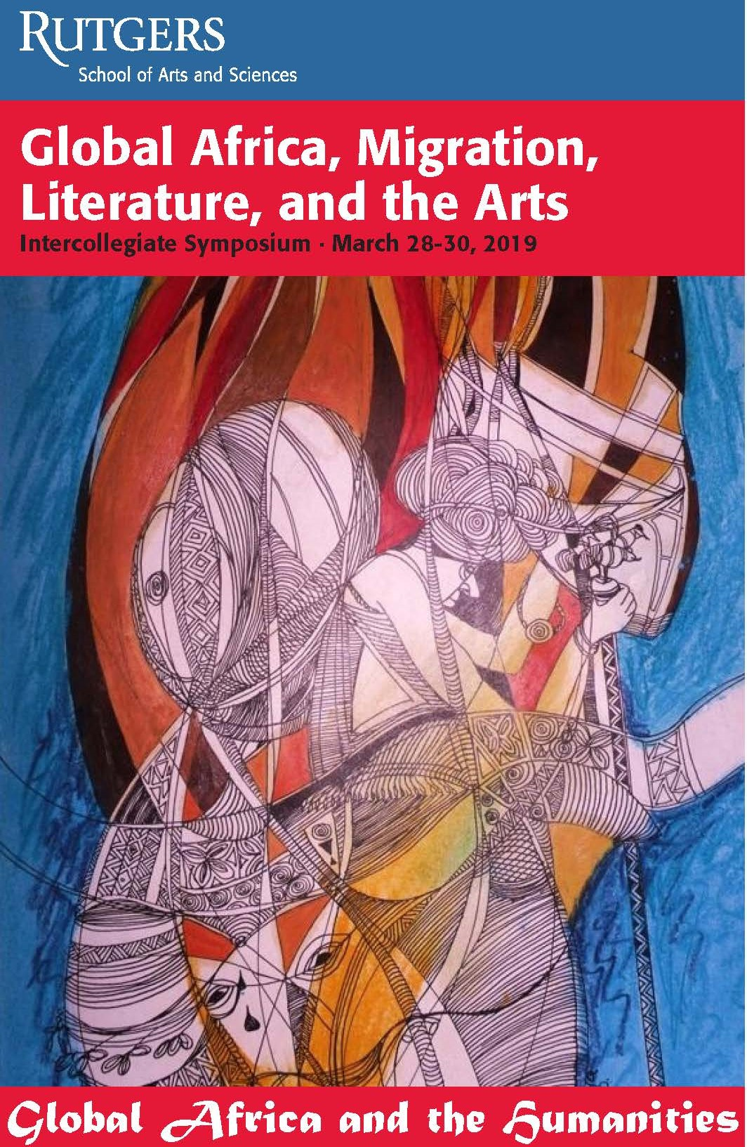 Global Africa, Migration, Literature, and the Arts 2019 Booklet